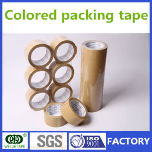 Best Selling BOPP Colored Packing Tape pictures & photos