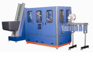 Full Automatic Pet Plastic Bottle Blowing Molding Machine for Saling pictures & photos