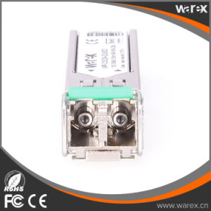 1.25g Compatible 1530nm 80km SFP CWDM Optical Transceiver pictures & photos