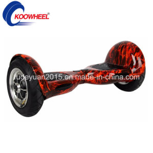 New Products 2016 Self Balance Scooter Two Wheel Hoverboard Electric Scooter pictures & photos