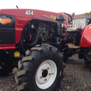 Huaxia 40HP 4WD Mini Garden Tractor CE/EEC Approved with Implements pictures & photos