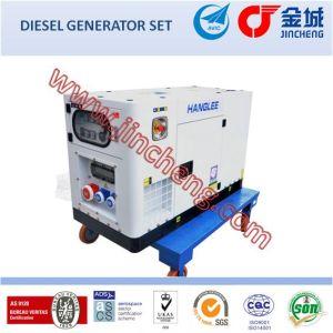 Diesel Generator Powered by Kubota Engine pictures & photos