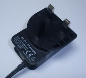 Wall Mount UK Plug Power Adapter pictures & photos