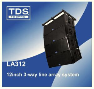 La Series, Professional Stage Live Sound Line Array for Outdoor Stadium pictures & photos