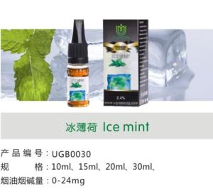 Ice Mint Flavor E Juice of Beverage & Leisure Series pictures & photos