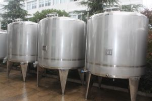 Food Sanitary Stainles Steel Soy Sauce Fermentation Tank pictures & photos