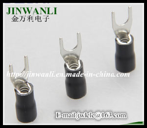 Sv1.25-5 Insulated Fork Terminals Block pictures & photos