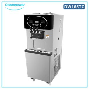 High Production Capacity Ice Cream Machine Dw165tc with New System pictures & photos