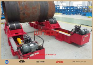 Hydraulic Type Fit-up Tank Rotator/Roller/ Pressure Vessel Tank Rotator/Roller pictures & photos