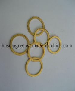 Permanenet NdFeB Neodymium Iron Boron Ring Magnet for Industry pictures & photos