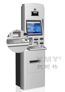 Kmy Bank Self-Service Payment Kiosk pictures & photos