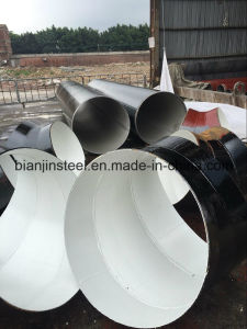 Water Pipline Use Spiral Welded Steel Pipe pictures & photos