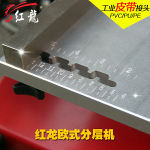 New Model Ply Separator Machine Conveyor Belt Cutting Machine pictures & photos