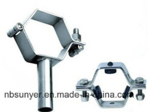 Stainless Steel Hex Pipe Hanger/Pipe Holder