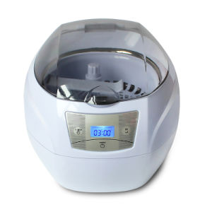 Electric Powered 5 Digital Timer Settings Automatic Ultrasonic Cleaner Jp-900s, 750ml pictures & photos