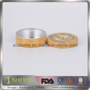 Aluminum Jar for Lip Butter