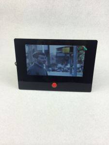 Dry Battery Digital Photo Frame with Video Button for Display pictures & photos
