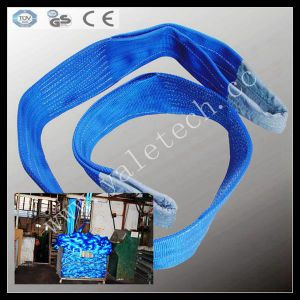 CE and GS Certified Slinga, Eslinga,Lifting Belt  En1492-1 pictures & photos