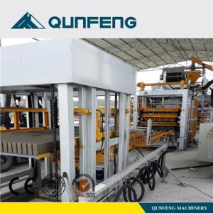 Qft6-15 Ligne De Production De Blocs De Ciment, Pavages & Bordure pictures & photos