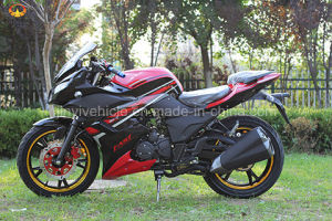 150cc 200cc 250cc Racing Motorcycle with 1-Cylinder 6 Gears pictures & photos