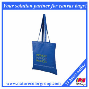 Colored Cotton Tote Shopping Bag pictures & photos