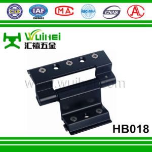 Aluminum Alloy Power Coating Pivot Hinge for Door with ISO9001 (HB018) pictures & photos