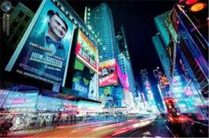 PVC Flex Banner Digital Printing Backlit Banner (200dx300d 18X12 260g) pictures & photos
