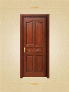 Classic Chestnut Oak Wood Door