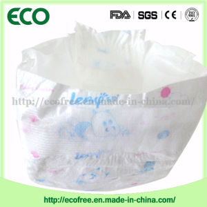 Breathable Soft and Good Absorbent High Quality Baby Diaper pictures & photos