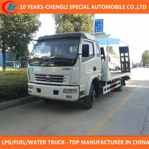 with Competitive Price 6t 8ton Flat Bed Truck for Sale pictures & photos