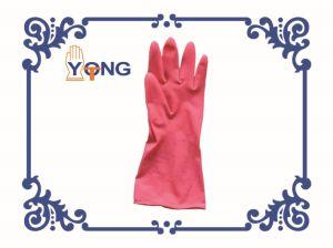Dish Washing Latex Household Glove/Garden Work