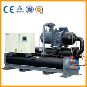 Commercial CE Water Cooled Chillers Refrigeration pictures & photos