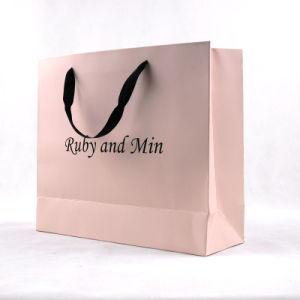 Cosmetics Paper Bag/Shoe Bag/Garment Bag/Paper Bag/Gift Bag/Shopping Bag pictures & photos