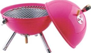 Special Kettle Charcoal Barbecue Grill for Camping pictures & photos