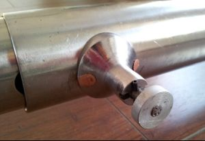 Full Stainless Steel Casket Lowering Device pictures & photos