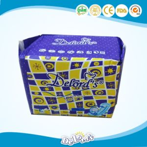 Daily Use Winged Sanitary Pad Sanitary Napkin pictures & photos