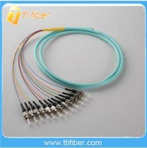Om3 St Fiber Optical Pigtail 0.9mm pictures & photos