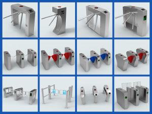 Professional Flap Barrier Gates Industrial Turnstile pictures & photos