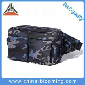 Polyester Camo Traveling Purse Sport Belt Waist Bag pictures & photos
