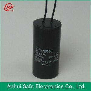 High - Volume 35UF 250VAC Water Pump Cbb60 Capacitor pictures & photos