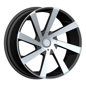 24 26 Inch Machine Face Alloy Wheels pictures & photos