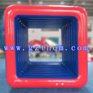 Lawn Sports Inflatable Balloon/PVC Pneumatic Motion Model pictures & photos