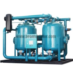 Compression Heat Regenerated Desiccant Air Dryer (BCAD-2600)