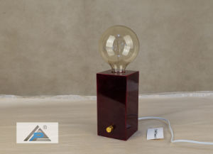 Filament Wood Table Lamp (C5007340-1) pictures & photos