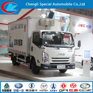 China Designed 5ton Box Type Refrigerated Freezer Truck pictures & photos