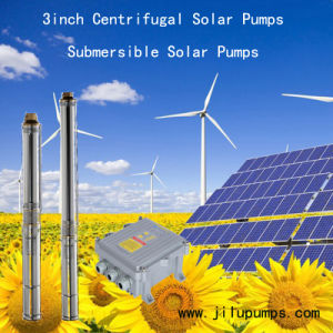 Solar Deep Well Water Pump for Irrigation 3SPC3.3/106-D72/1100 pictures & photos