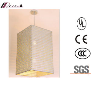 Aluminum Paster Shade Pendant Lamp with CE Certification pictures & photos