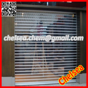 Commerical Shop Front Plastic Roll up Shutters (st-002) pictures & photos