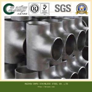 304/316 Stainless Steel Equal Tee pictures & photos
