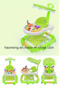 5 in 1 Baby Walker with Sunshade and Footpad pictures & photos